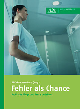 Cover: Fehler als Chance