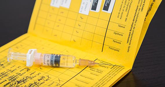 Masern Impfpass